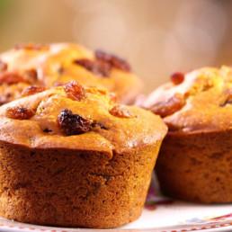 Recette Muffin Vegan Carinne Teyssandier