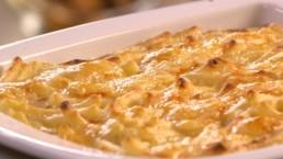 gratin macaroni Carinne Teyssandier