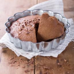 Recette Gâteau au chocolat Carinne Teyssandier
