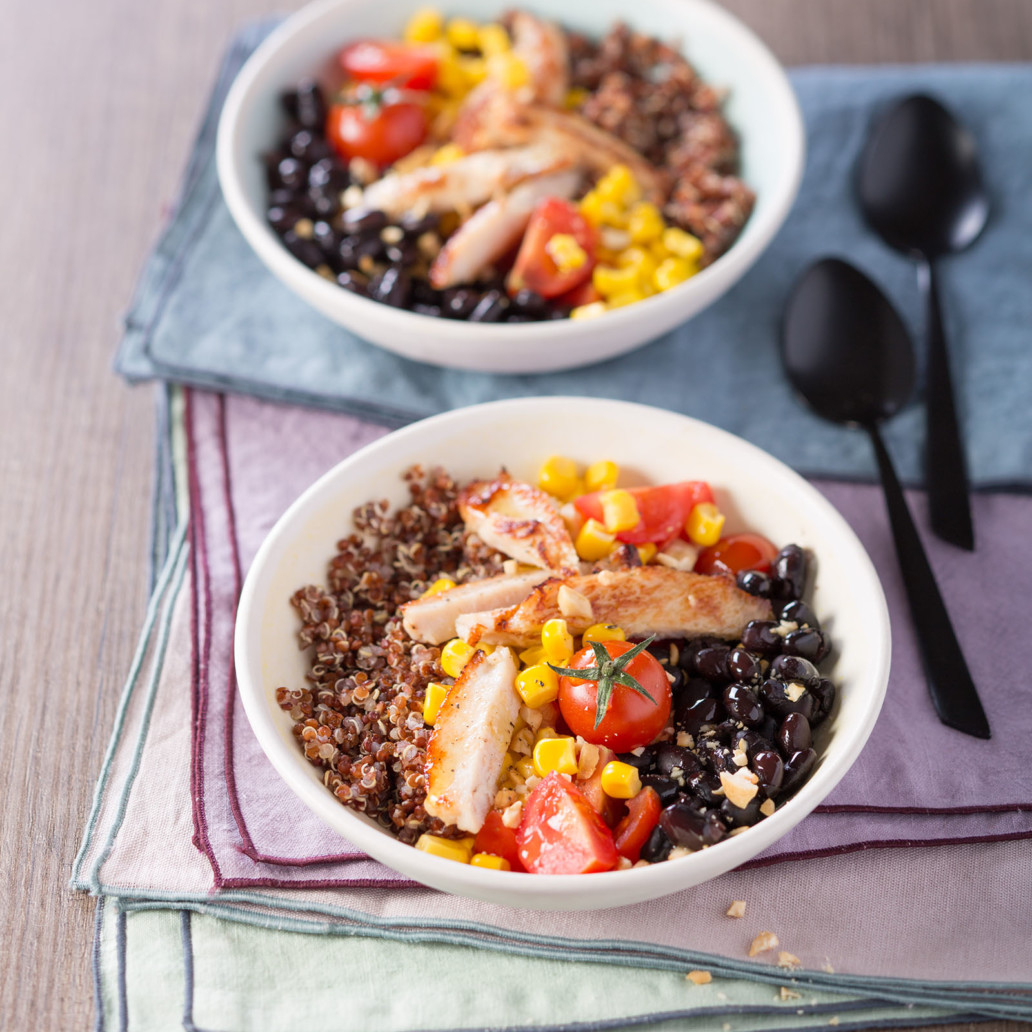 recette Power bowl carinne teyssandier