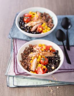 recette Power bowl carinne teyssandier