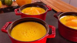 Recette crème aux 3 agrumes Carinne Teyssandier
