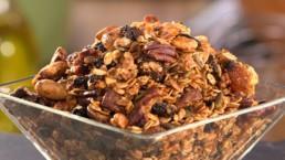 Recette du granola au chanvre