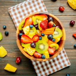 Mélange de fruits - Carinne Teyssandier