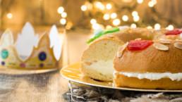 Tradition de Noël en espagne : Roscon de Reyes