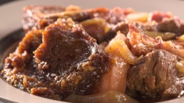 Photo de la carbonade, recette de Carinne Teyssandier
