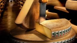 Le comté, fromage du massif du jura